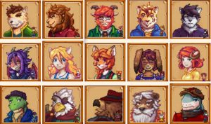 Anthro-Characters-Mod2