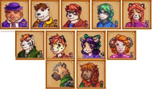 Anthro-Characters-Mod3