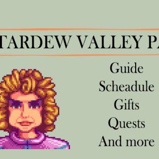 Stardew valley Pam