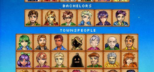 Villagers-Portraits-Mod