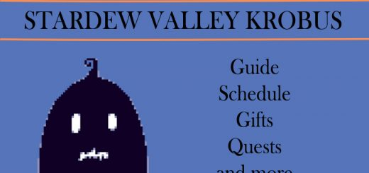 stardew valley krobus