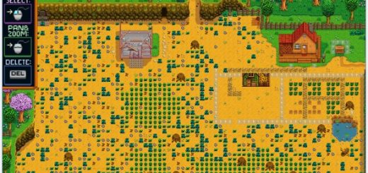 Save Editor Mod for Stardew Valley