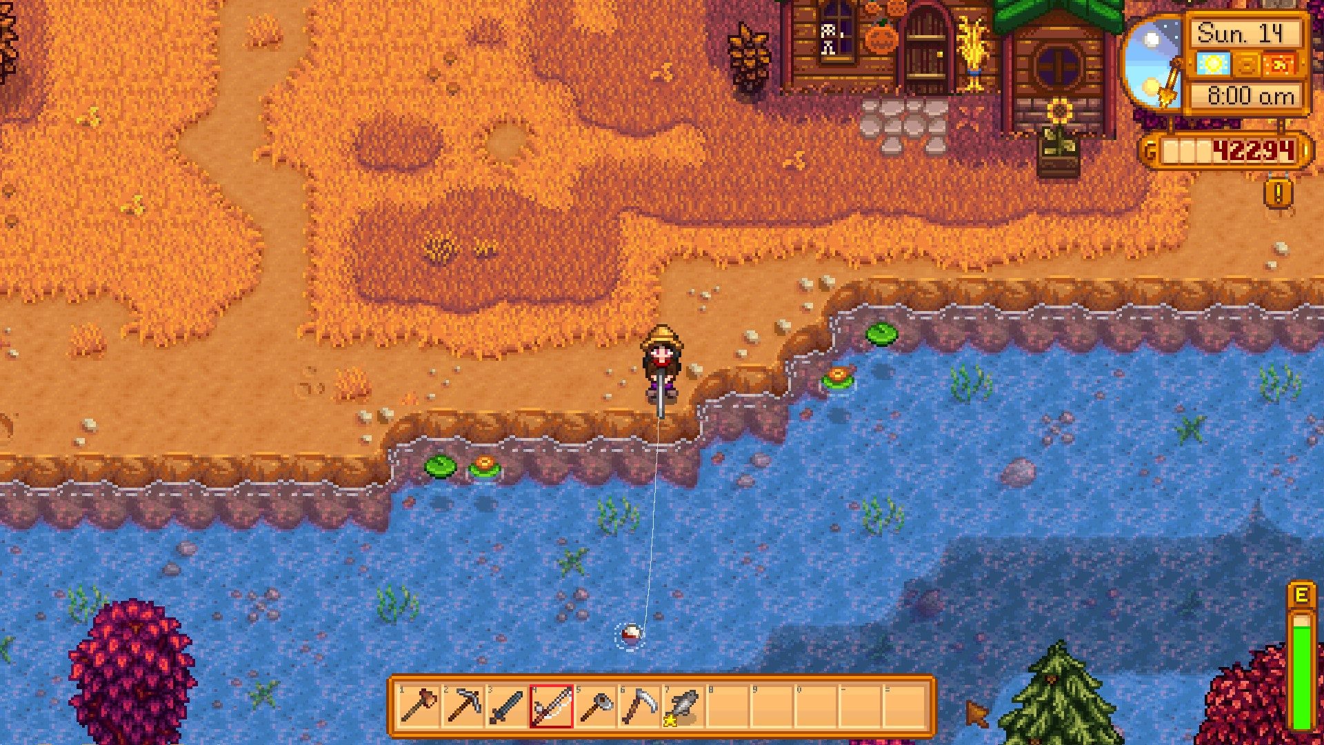 Another great fishing location
