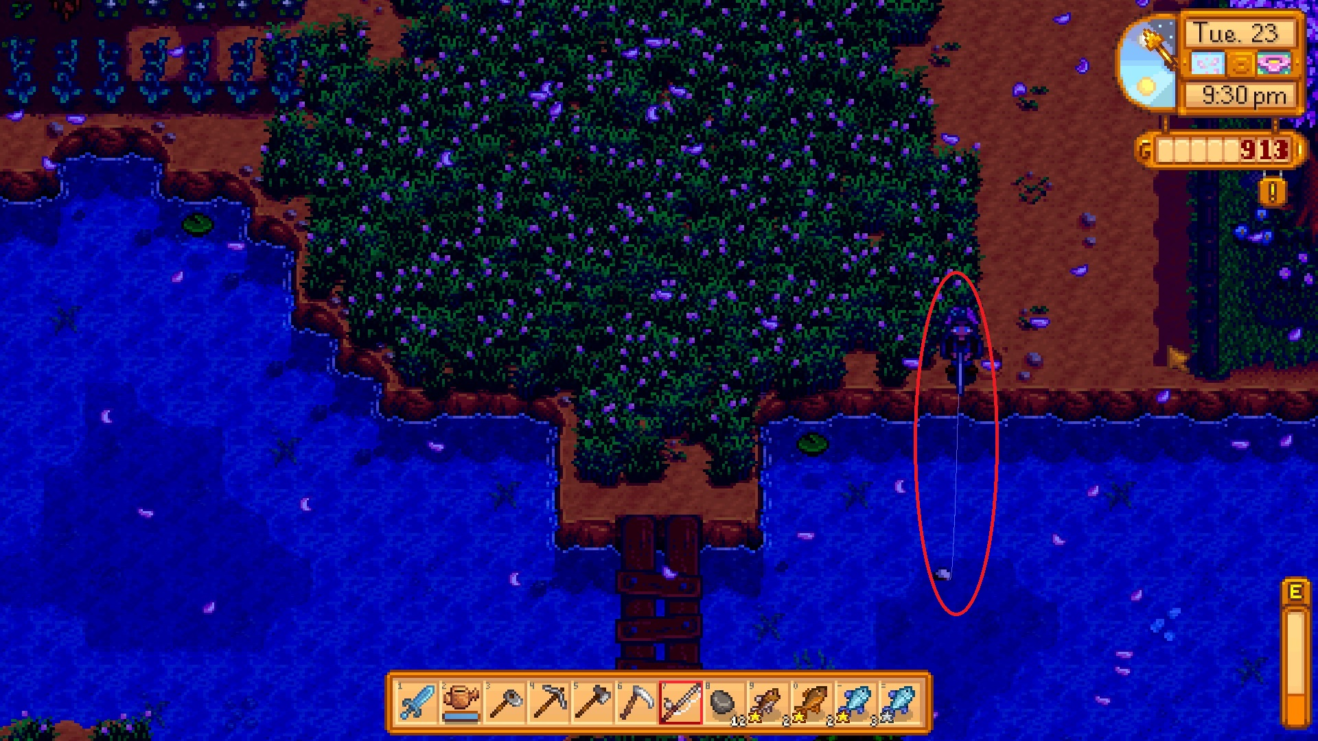 Fishing in Stardew Valley: guide, tips, locations | Stardew