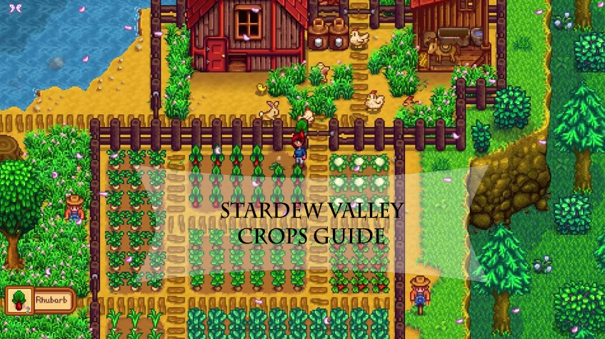 Stardew valley crops best and most profitable guide tips stardew valley crops forumfinder Images