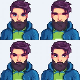 Bearded Shane Mod