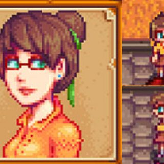 Characters Mods for Stardew Valley | Stardew valley