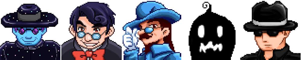 Rikuo's Character Portrait Mod