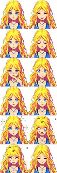Variant Anime Portraits