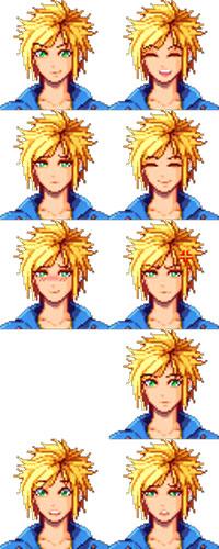 Variant Anime Portraits Mod