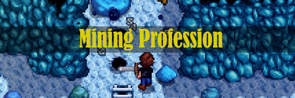 Mining profession