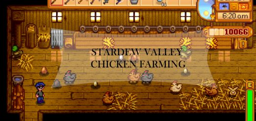 stardew valley chicken farming guide