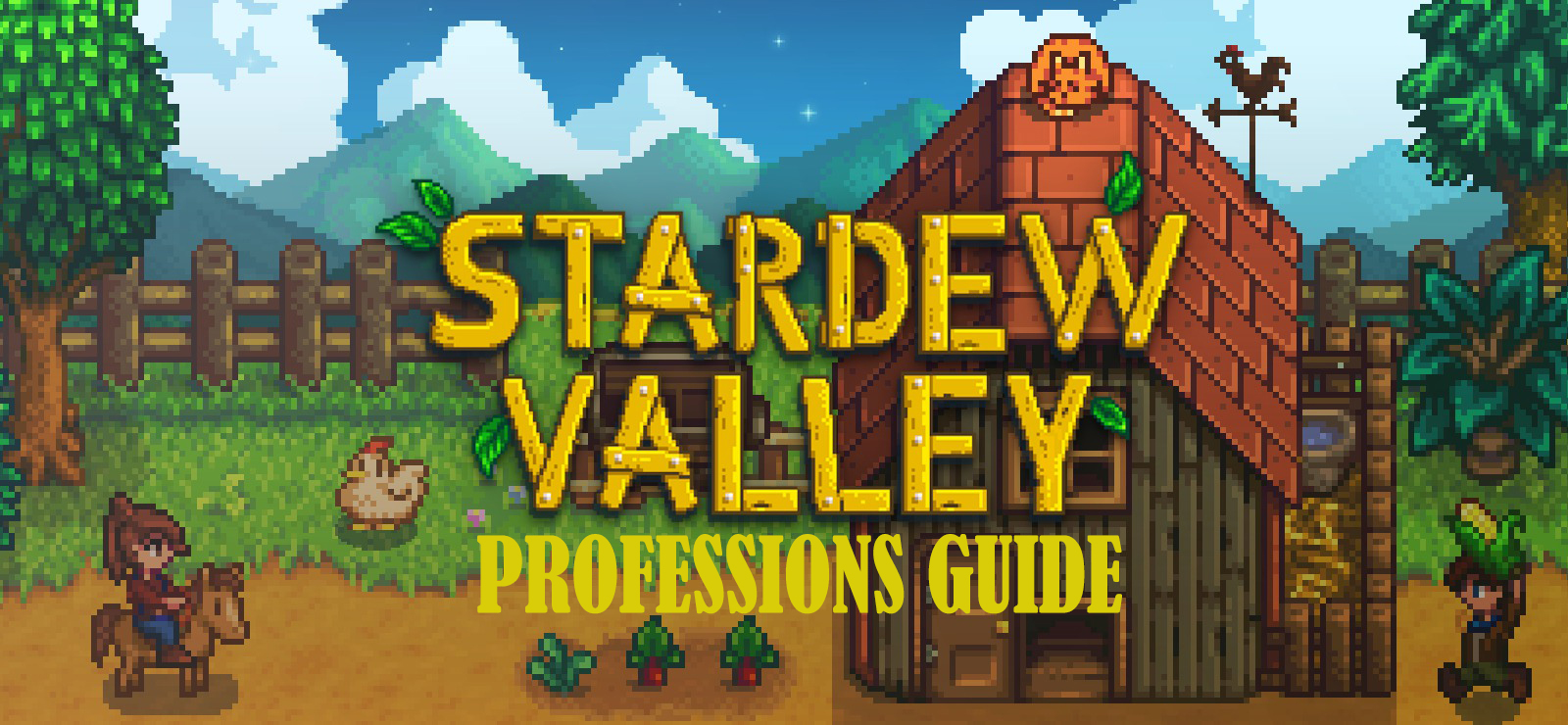 stardew valley professions guide