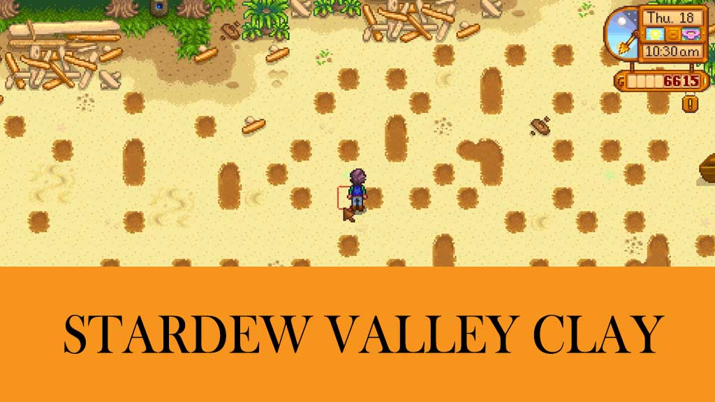 stardew valley clay