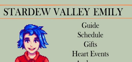 Stardew Valley Abigail Guide: schedule, gifts, questions