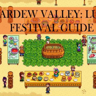 luau summer festival guide