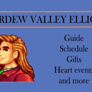 Stardew valley Elliott