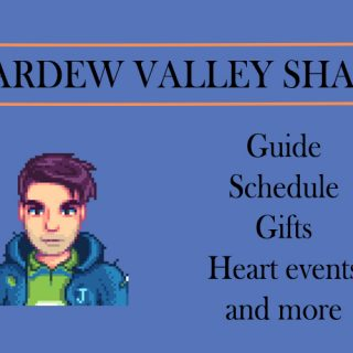 stardew valley shane