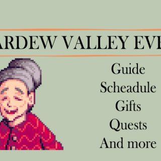 Stardew valley evelyn