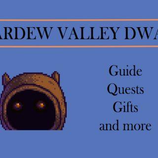 stardew valley dwarf