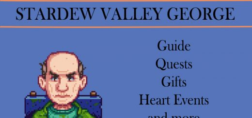 stardew valley george