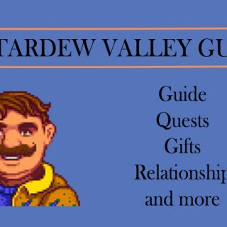 stardew valley Gus
