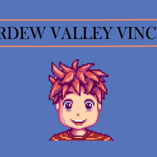 stardew valley Vincent