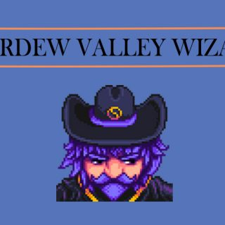 stardew valley Wizard