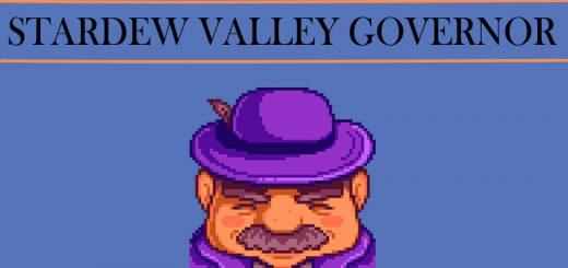 stardew valley governor