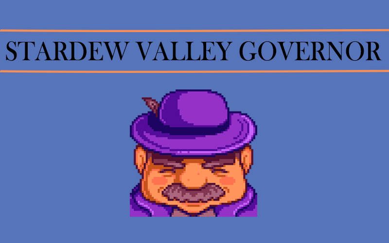 stardew valley governor
