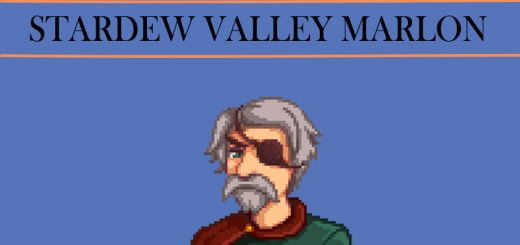 stardew valley marlon