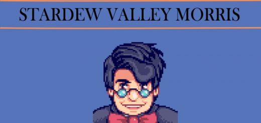 stardew valley morris