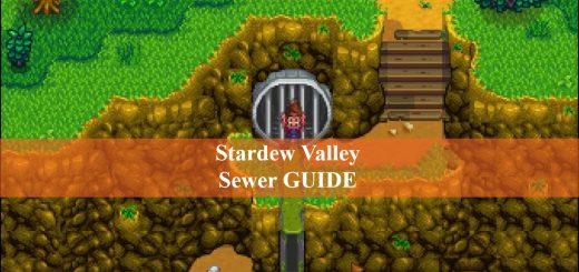Stardew Valley Sewer