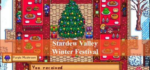 stardew valley winter festival