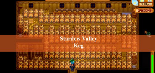 stardew valley keg