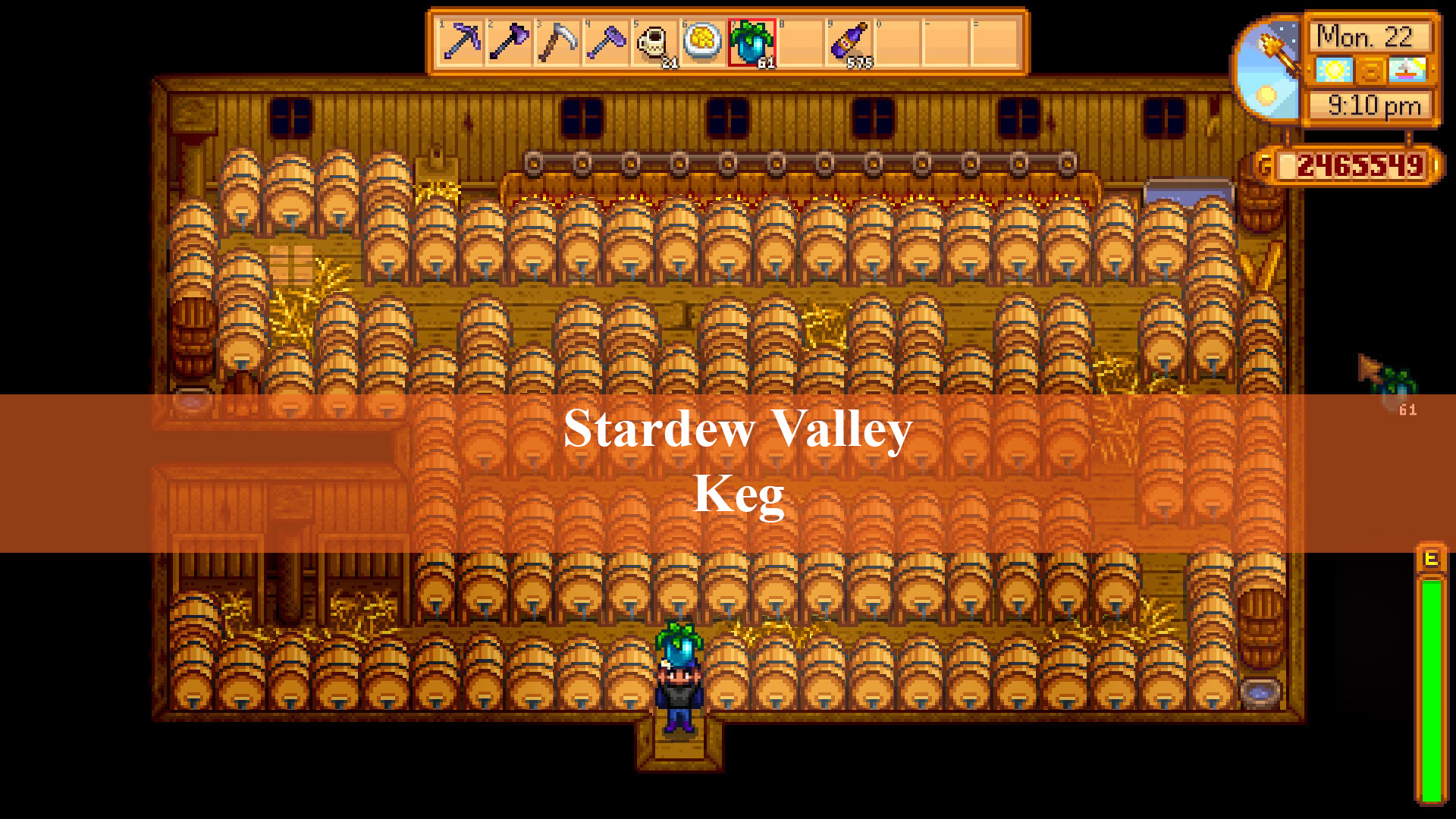 stardew valley keg