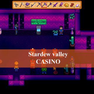 stardew valley casino tips