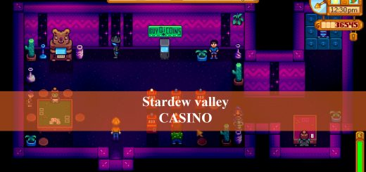 stardew valley casino tips