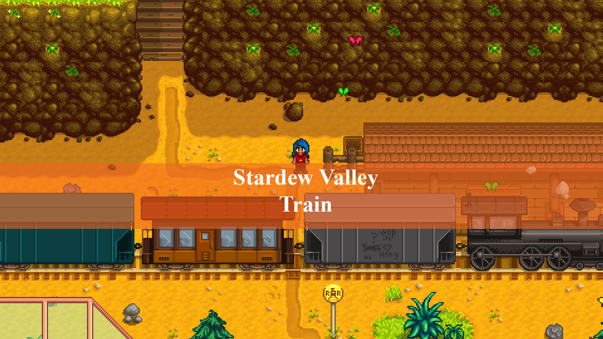 stardew valley train